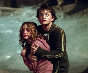 Still shot from the movie: Harry Potter and the Prisoner of Azkaban.