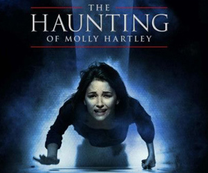Still shot from the movie: The Haunting of Molly Hartley.