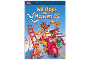 Still shot from the movie: All Dogs Go To Heaven 2.