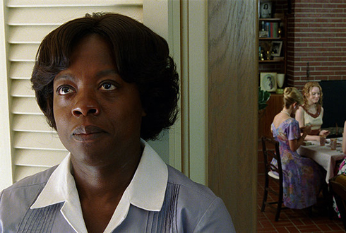 Still shot from the movie: The Help.