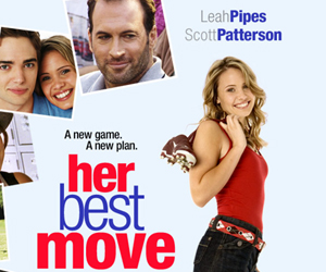 Still shot from the movie: Her Best Move.
