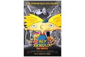 Still shot from the movie: Hey Arnold! The Movie.