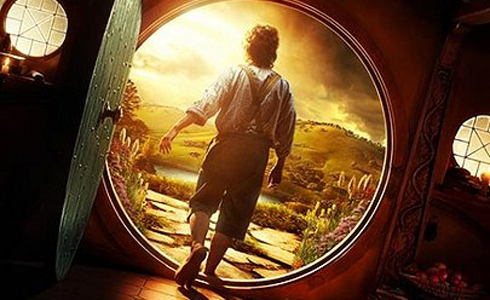 Still shot from the movie: The Hobbit: An Unexpected Journey.