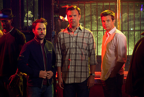 Still shot from the movie: Horrible Bosses.