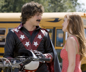 Still shot from the movie: Hot Rod.