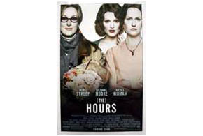 Still shot from the movie: The Hours.