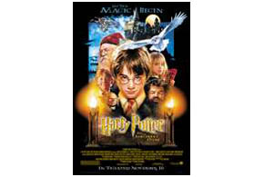 Still shot from the movie: Harry Potter And The Sorcerer's Stone.