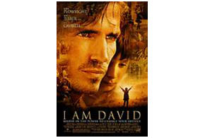 Still shot from the movie: I Am David.
