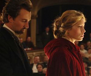 Still shot from the movie: The Illusionist.