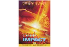 Still shot from the movie: Deep Impact.