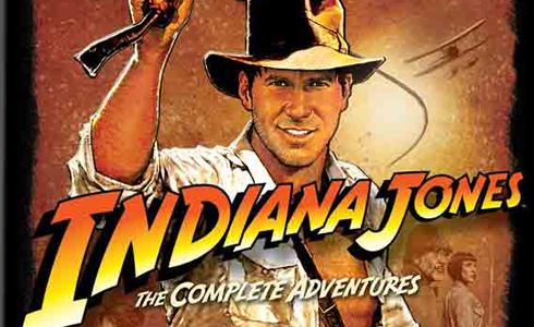 Still shot from the movie: Indiana Jones: The Complete Adventures.
