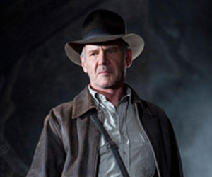 Still shot from the movie: Indiana Jones and the Kingdom of the Crystal Skull.