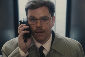 Still shot from the movie: The Informant!.
