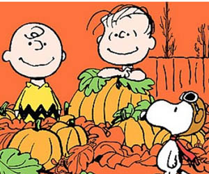 Still shot from the movie: It's The Great Pumpkin Charlie Brown.
