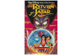 Still shot from the movie: The Return Of Jafar.