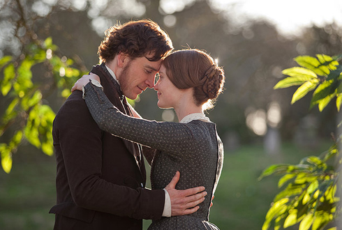 Still shot from the movie: Jane Eyre.