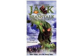 Still shot from the movie: Jack And The Beanstalk: The Real Story.
