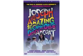 Still shot from the movie: Joseph And The Amazing Technicolor Dreamcoat.