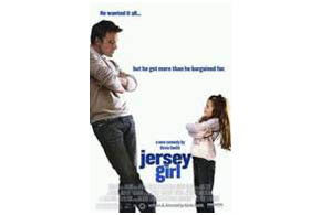 Still shot from the movie: Jersey Girl.