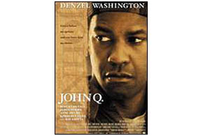 Still shot from the movie: John Q.