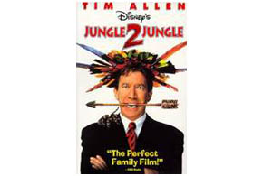 Still shot from the movie: Jungle 2 Jungle.