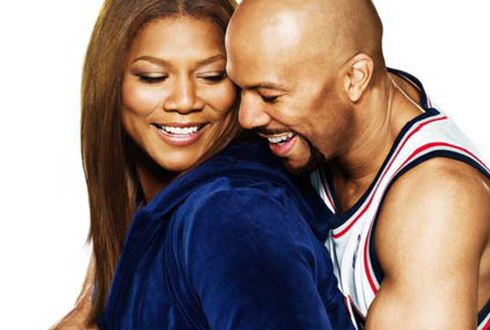 Still shot from the movie: Just Wright.