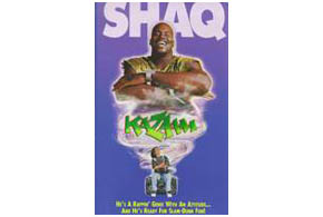 Still shot from the movie: Kazaam.