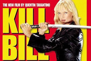 Still shot from the movie: Kill Bill Vol. 2.