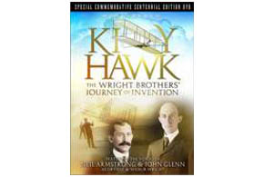 Still shot from the movie: Kitty Hawk: The Wright Brothers' Journey Of Invention.