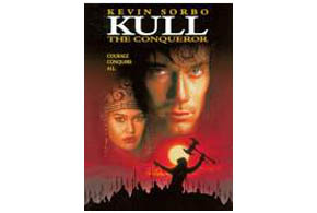 Still shot from the movie: Kull The Conqueror.