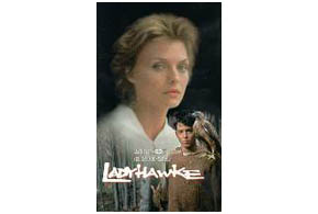 Still shot from the movie: Ladyhawke (1985).