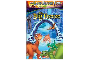 Still shot from the movie: Land Before Time VIII: The Big Freeze.