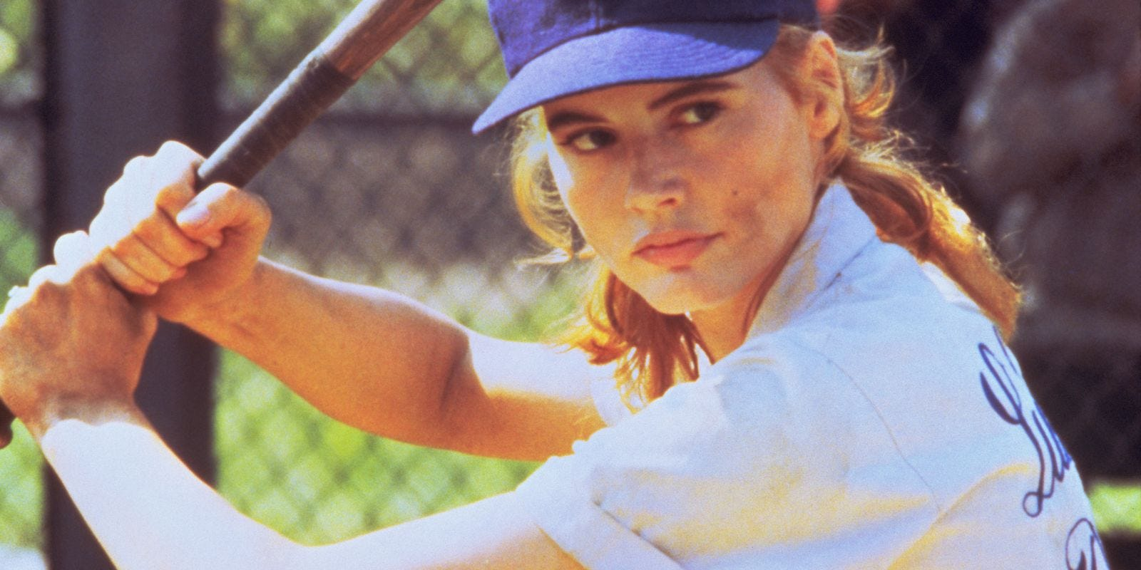 Still shot from the movie: A League Of Their Own.