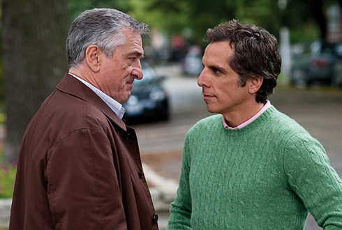 Still shot from the movie: Little Fockers.