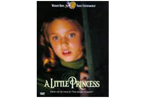 Still shot from the movie: A Little Princess.