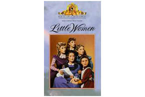 Still shot from the movie: Little Women (1949).