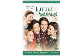 Still shot from the movie: Little Women.