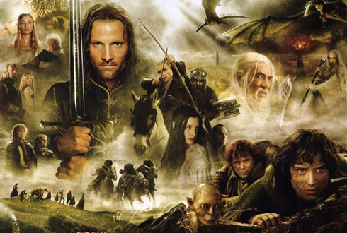Still shot from the movie: Lord of the Rings Trilogy: Extended Editions.