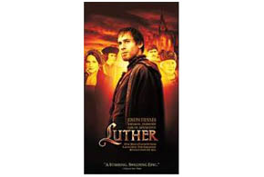 Still shot from the movie: Luther (2003).