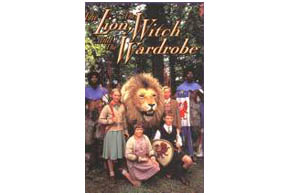 Still shot from the movie: The Lion, The Witch And The Wardrobe (1988).