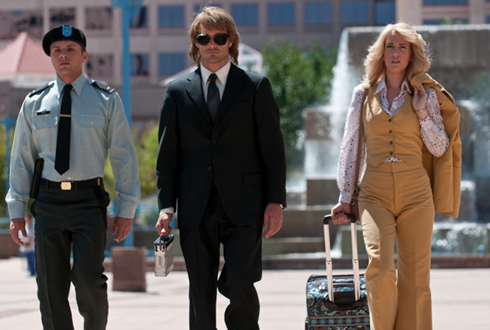 Still shot from the movie: MacGruber.