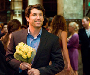 Still shot from the movie: Made of Honor.