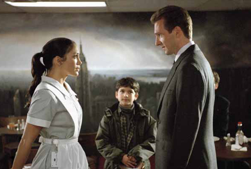 Still shot from the movie: Maid In Manhattan.