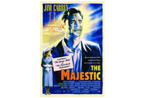 Still shot from the movie: The Majestic (2001).