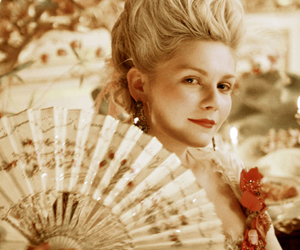 Still shot from the movie: Marie Antoinette.