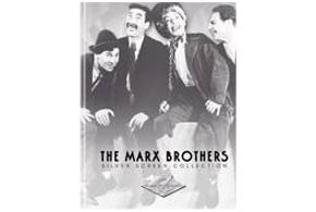 Still shot from the movie: The Marx Brothers Silver Screen Collection.