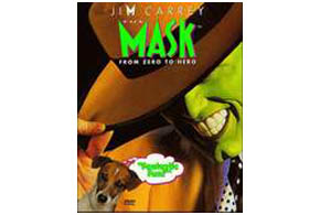 Still shot from the movie: The Mask.