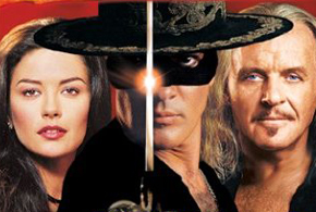 Still shot from the movie: The Mask Of Zorro.