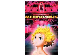 Still shot from the movie: Osamu Tezuka's Metropolis.