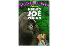 Still shot from the movie: Mighty Joe Young.